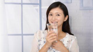 肌荒れの原因は水不足?どれくらい水を飲むのが理想的なの?